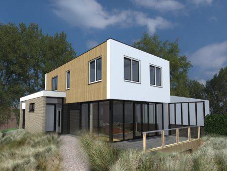 Verbouwing woning Noordwijk 2