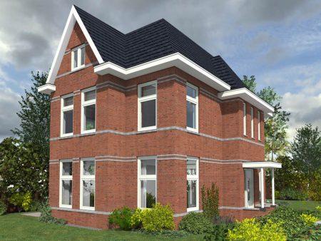 Nieuwbouw woning Noordwijkerhout